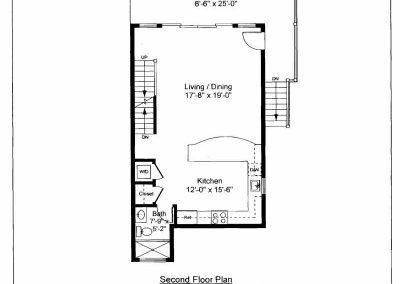 Matunuck Breakers Floorplan