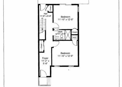 Floorplan South Kingston Homes The Matunuck Breakers Unit 8 1